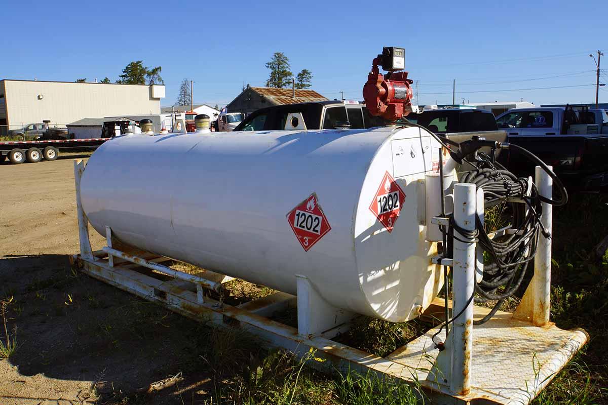 Vertex | Fuel Tank Rentals in Western Canada